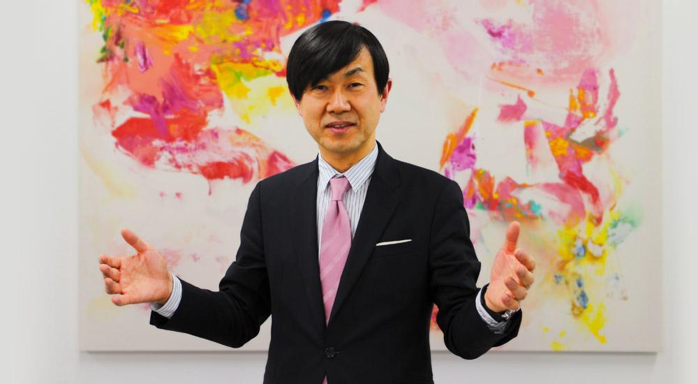 システムインテリジェント株式会社 代表取締役社長 長谷川 堯一